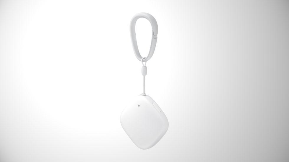 Samsung представила трекер-брелок Connect Tag