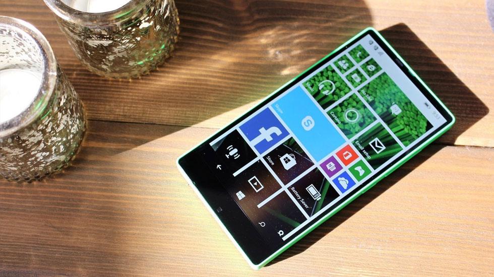 «Безрамочный» Windows Phone, который похоронила Microsoft