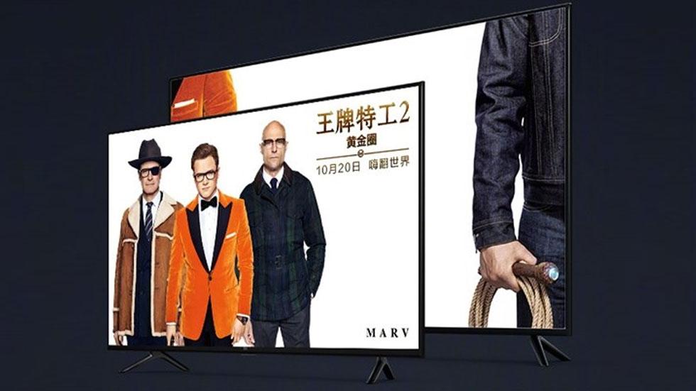 Xiaomi представила бюджетный 4K-телевизор