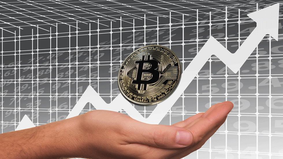 Стоимость биткоина превысила $6 тыс. Это новый рекорд