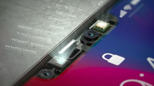 iPad Pro 2018 могут получить камеру TrueDepth иподдержку Face ID