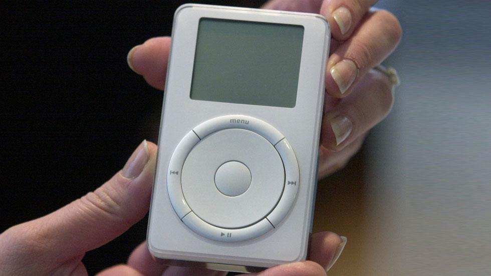 16 лет назад был представлен iPod