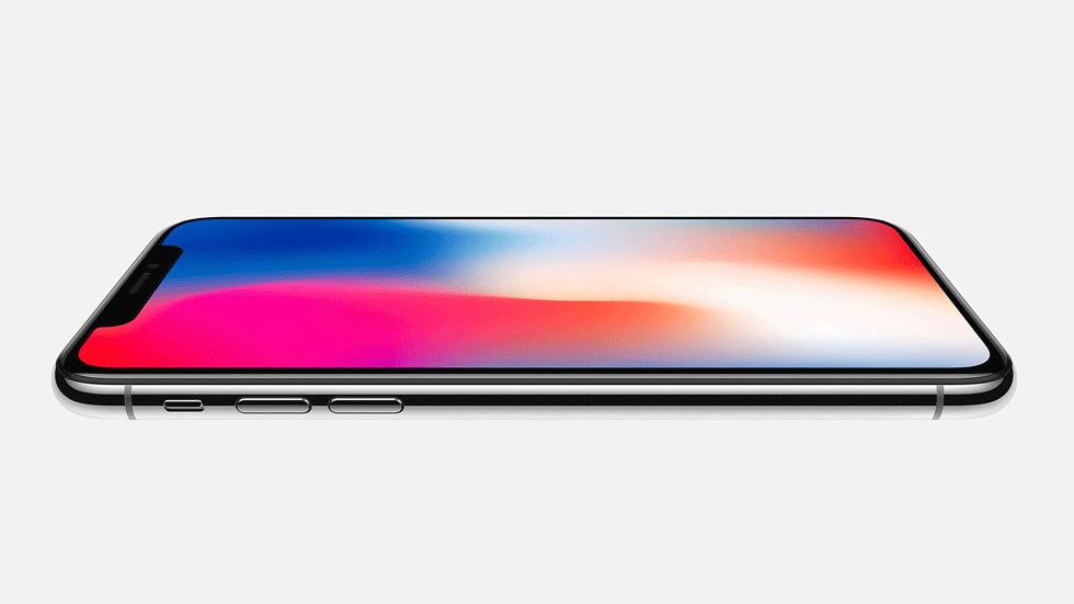 iPhone X снова показали на шпионском видео