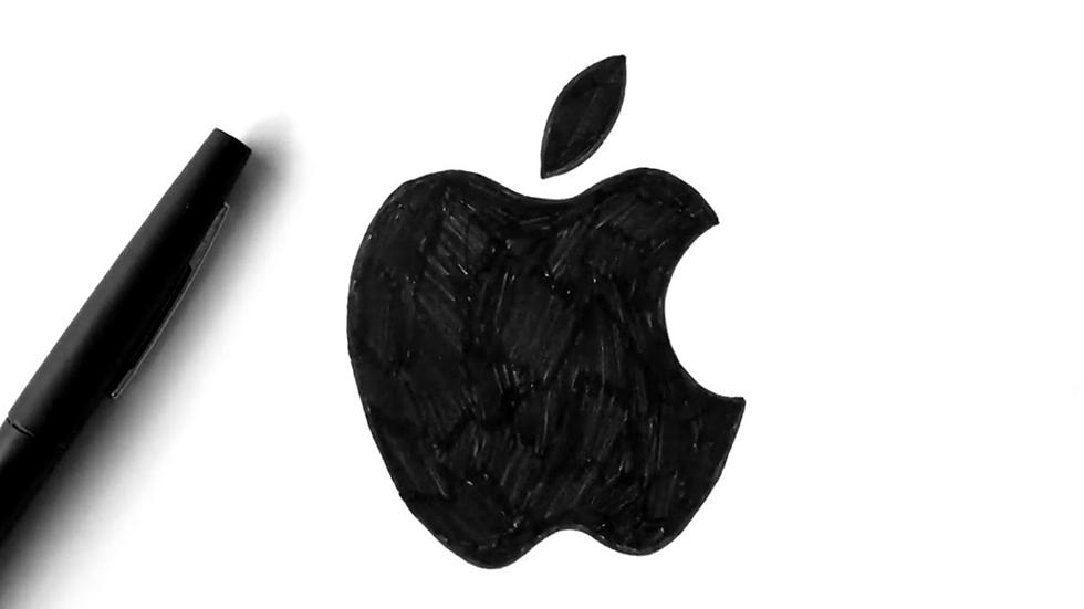 Американцев попросили нарисовать логотип Apple попамяти. Они провалились