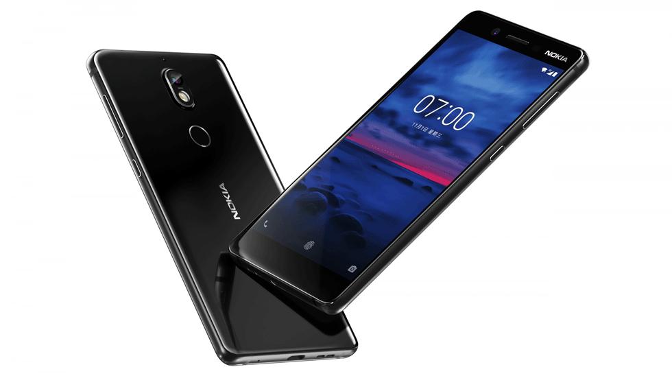 Nokia 7 официально представлена