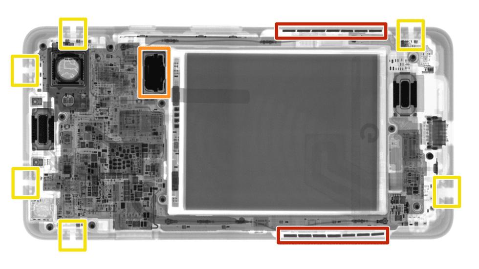 Команда iFixit разобрала Google Pixel 2 XL (фото)