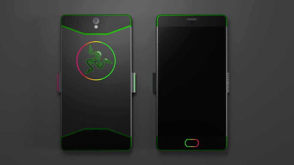В интернет опять «утекли» характеристики Razer Phone