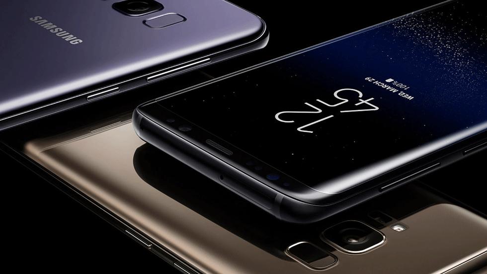 У Galaxy S9 не будет сканера отпечатков пальцев в дисплее