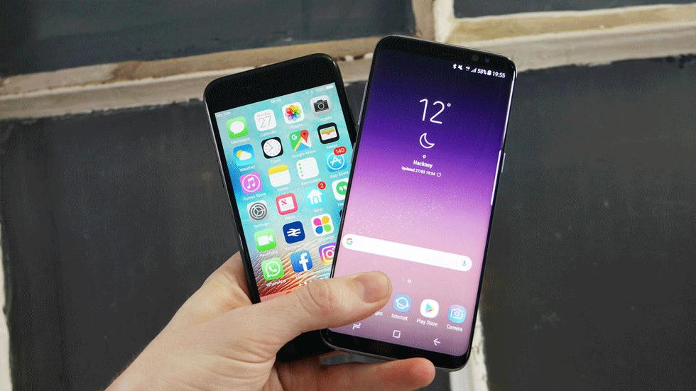 Samsung выгоднее выпускать компоненты для iPhone X, чем для Galaxy S8