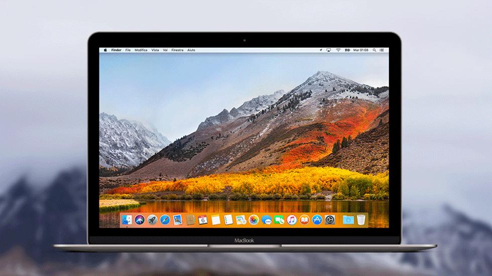 Стоит ли устанавливать macOS High Sierra, если до этого была macOS Sierra