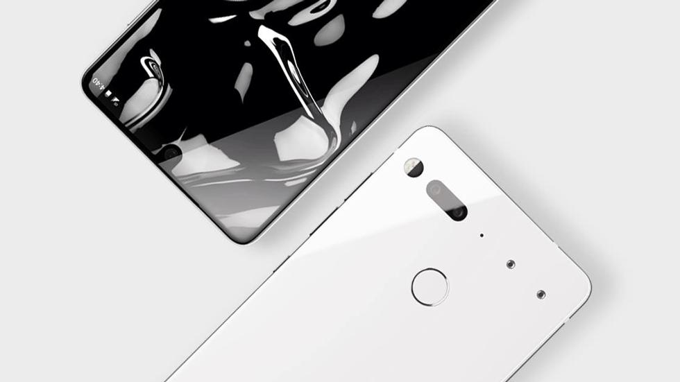 Белый Essential Phone поступил в продажу. Но вы вряд ли его купите