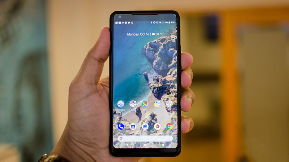 Google забыла установить Android на некоторые смартфоны Pixel 2 XL и отправила их покупателям