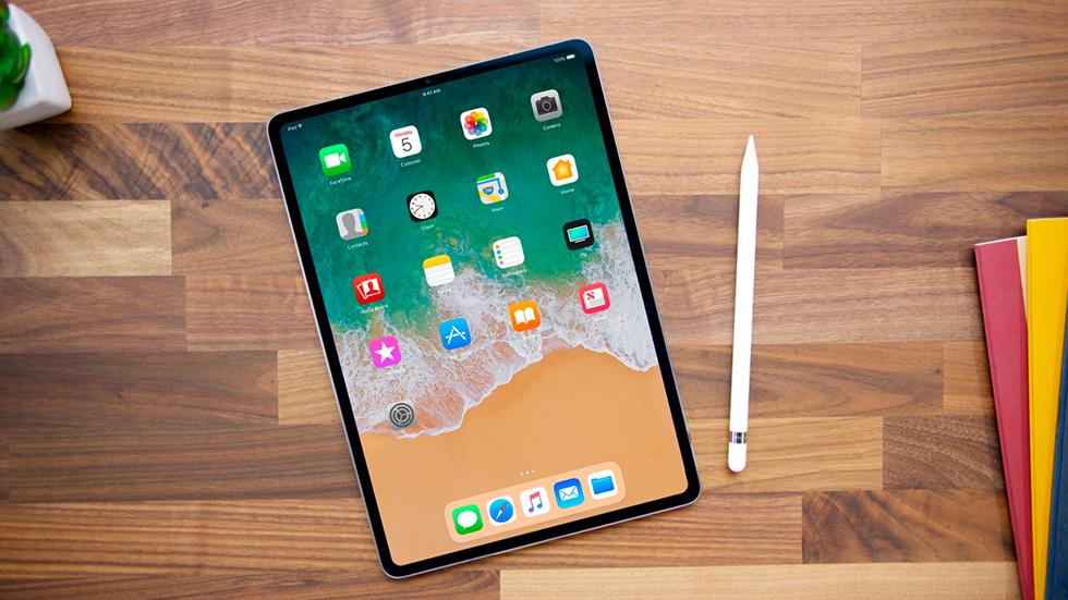 Создан впечатляющий концепт iPad Pro без рамок икнопки «Домой»