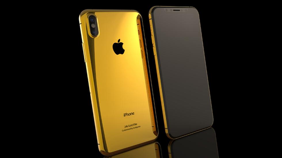 ВРоссии поступил впродажу iPhone Xза12миллионов рублей