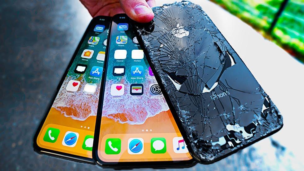 Эксперты разгромили iPhoneX, назвав его самым хрупким iPhone вистории