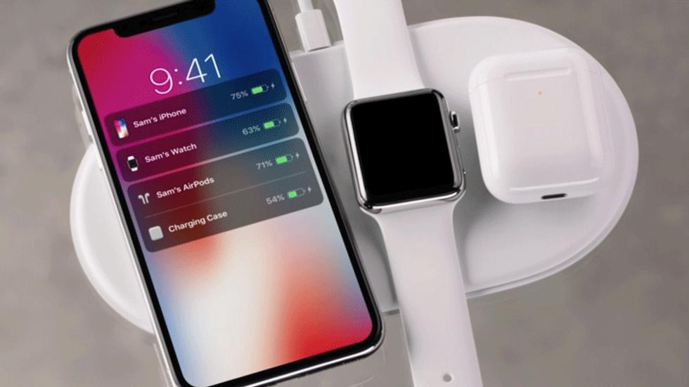 Беспроводная зарядка Apple AirPower будет стоить $200
