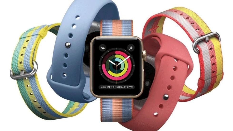 Apple Watch перезагружаются, если владелец спрашивает Siri о погоде