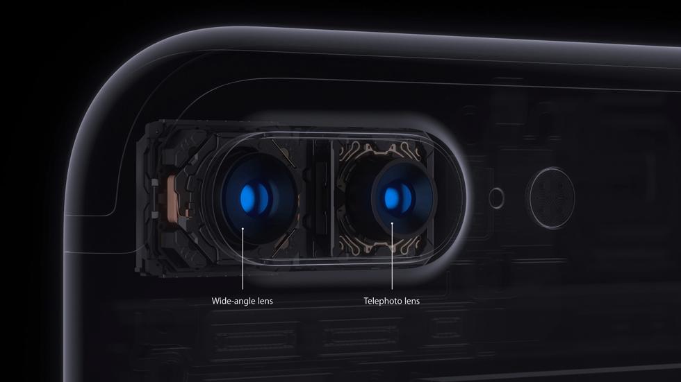 На Apple подали в суд из-за двойной камеры