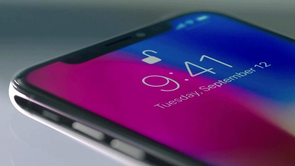 iPhone X должен был выйти в 2018 году