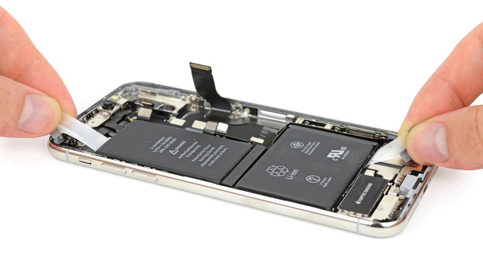 Apple тратит $357,5 на производство одного iPhone X