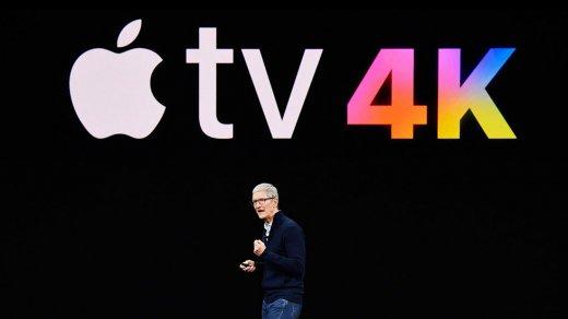 Apple выпустила tvOS 11.2с поддержкой HDR иопцией выбора частоты кадров наApple TV4K