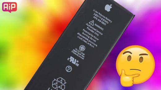Как отличить оригинальный аккумулятор iPhone от подделки