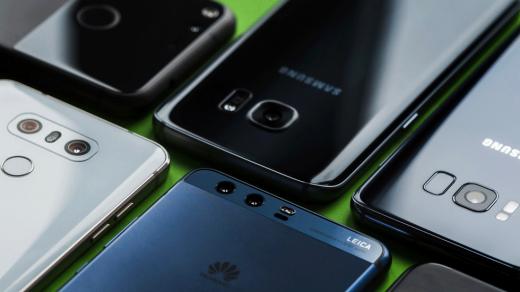 На CES 2018 Samsung LG покажут новые смартфоны