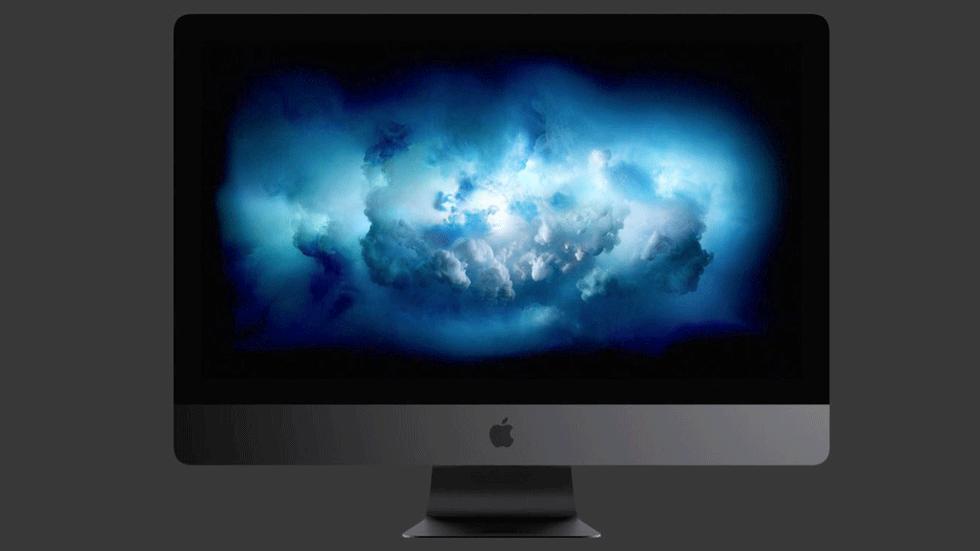 Новый iMac Pro разобрали на запчасти (видео)