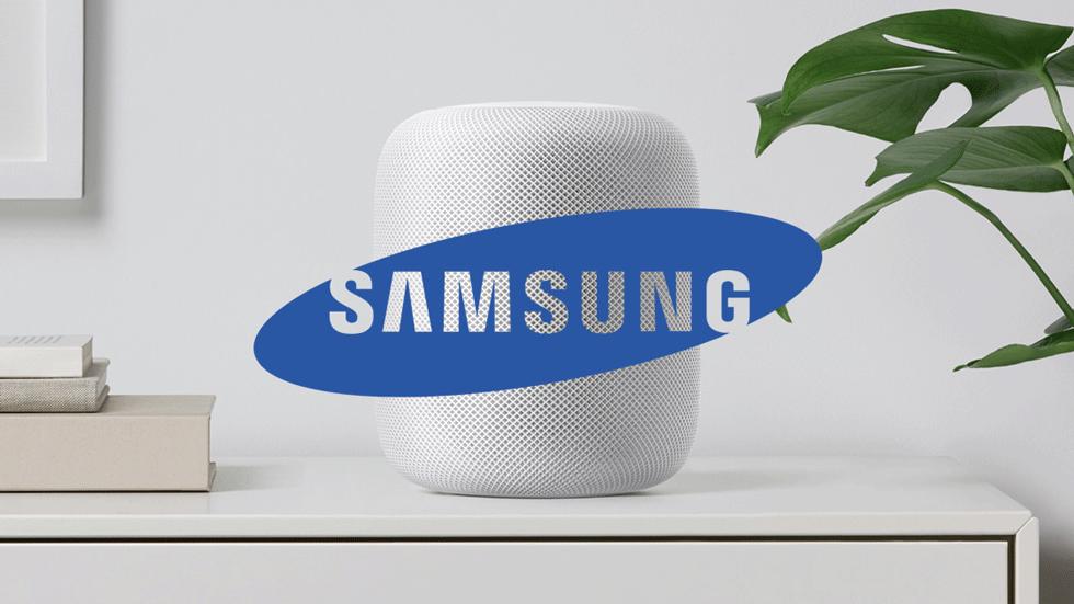 Samsung готовит конкурента Apple HomePod. Релиз — в первой половине 2018 года