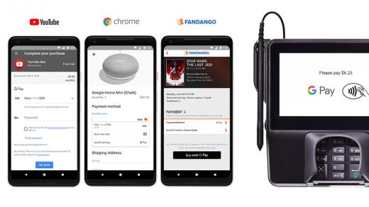 Google объединила Android Pay иGoogle Wallet в единый сервис Google Pay