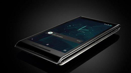 Первый смартфон сголографическим дисплеем Red Hydrogen One поступит впродажу уже летом