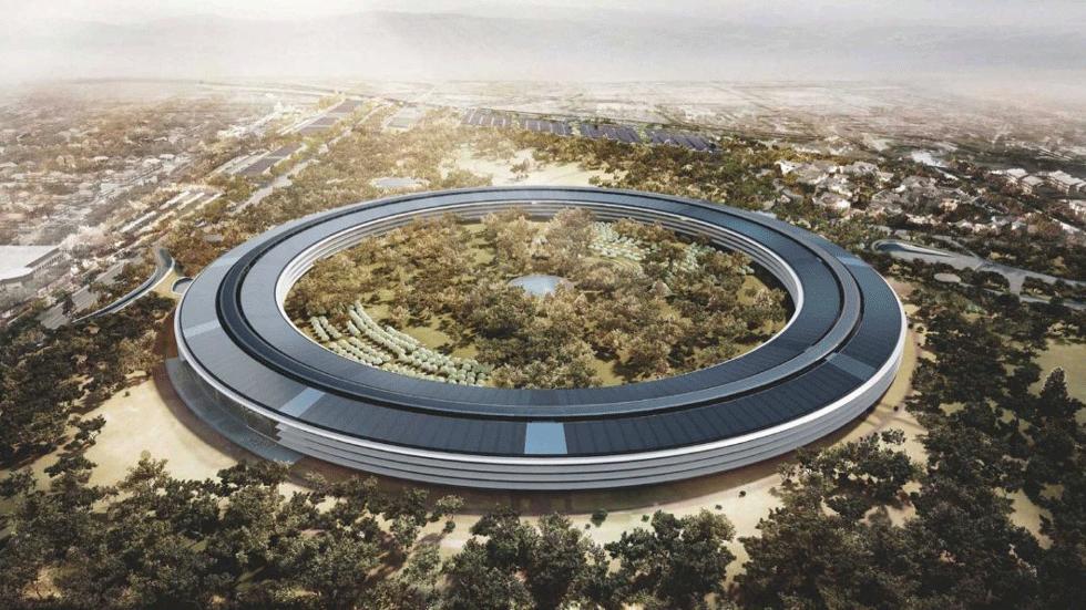 Часть сотрудников Apple в понедельник переедет в Apple Park