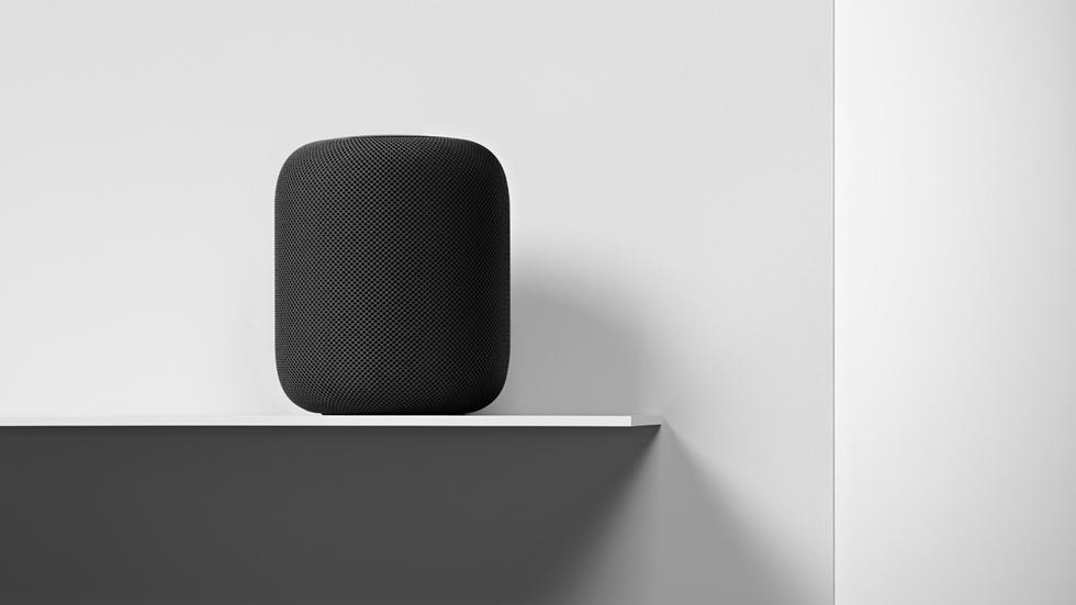 Первые впечатления от умной колонки Apple HomePod