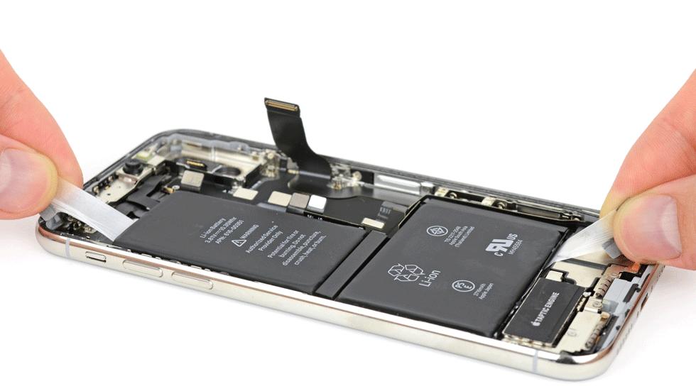 Новые iPhone оснастят аккумуляторами необычной формы