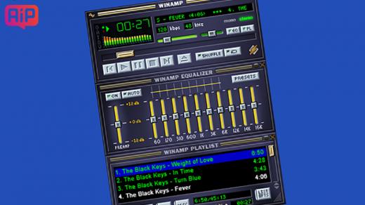 Легендарный Winamp теперь можно полноценно использовать излюбого браузера