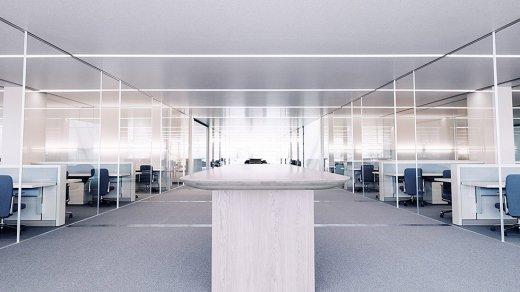 Разработке iOS 12могут помешать слишком прозрачные стекла вновом кампусе Apple