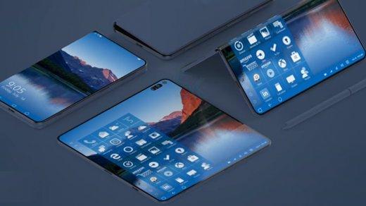 Уникальный складной смартфон Samsung официально подтвержден