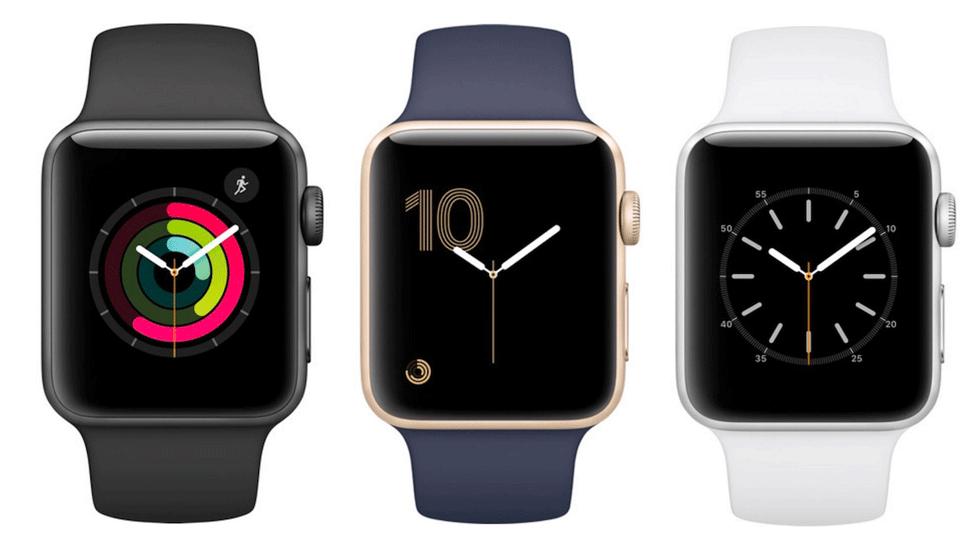 В 2017 году Apple продала рекордное количество Apple Watch