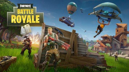 Fortnite Battle Royale выйдет эксклюзивно для iPhone иiPad уже наследующей неделе