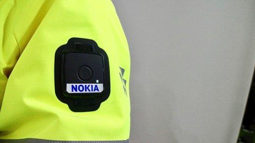 Nokia презентовала «умную» куртку