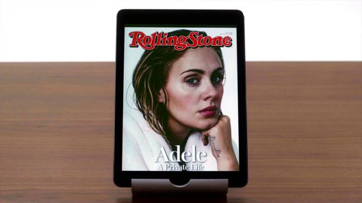 Официально: Apple купила онлайн-сервис для чтения журналов Texture