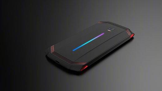 Опубликованы первые рендеры игрового смартфона ZTE Nubia