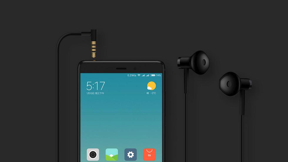 Xiaomi выпустила наушники Mi Half In-Ear за смешные 600 рублей