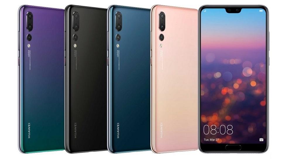 Huawei официально представила новинки — смартфоны Huawei P20 и Huawei P20 Pro