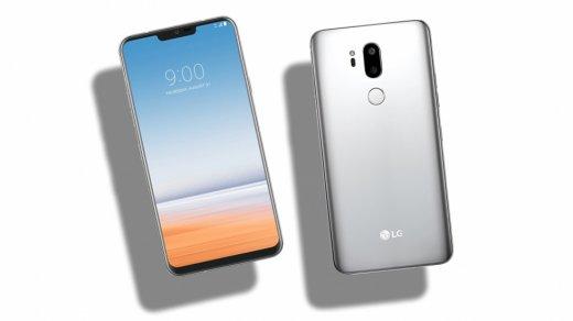 Анонс смартфона LG G7 ThinQ состоится 2 мая 2018 года