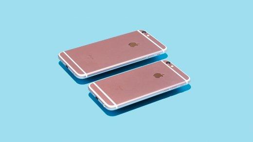 Apple переносит производство iPhone 6sPlus вИндию— такие смартфоны будут дешевле