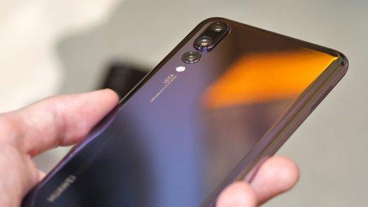 МТС дарит шикарные смарт-часы за22990 рублей при покупке Huawei P20с лучшей камерой среди смартфонов