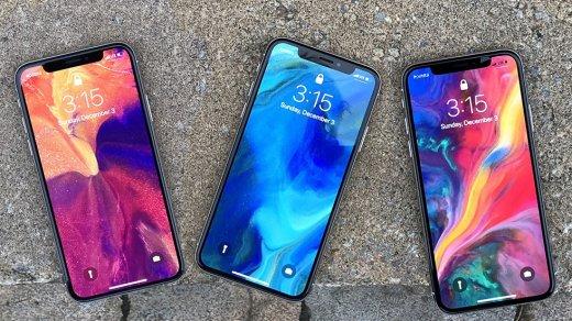 Названа дата выхода всех трех новых iPhone образца 2018 года