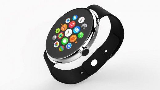 Apple разрабатывает круглые Apple Watch