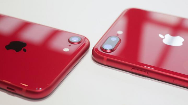 «Билайн» первым снизил цены накрасные iPhone 8иiPhone 8Plus
